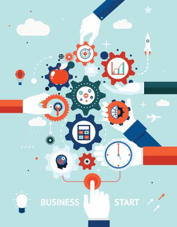 خمس عادات لرواد الأعمال الناجحين يجب اتباعها لبناء مشروع تجاري مربح.