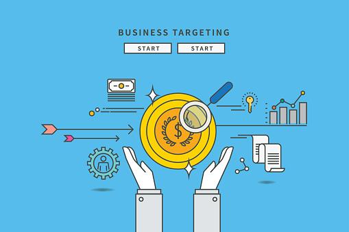 تحديد أهداف شركتك لتنمية أعمالك